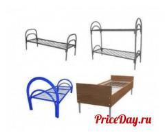 Различных типов металлические кровати