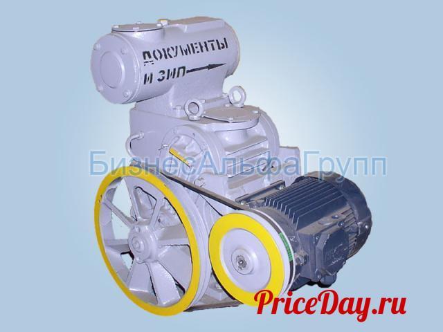 АВЗ-125Д насос вакуумный