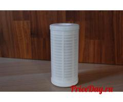 Картридж фильтра тонкой очистки воды, 5 дюймов, промывной, сетка.