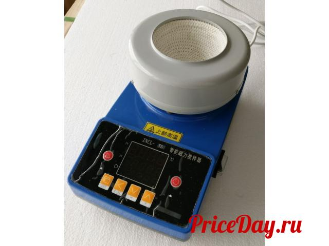 Мешалка магнитная с подогревом ZNCL-TS 2000 мл