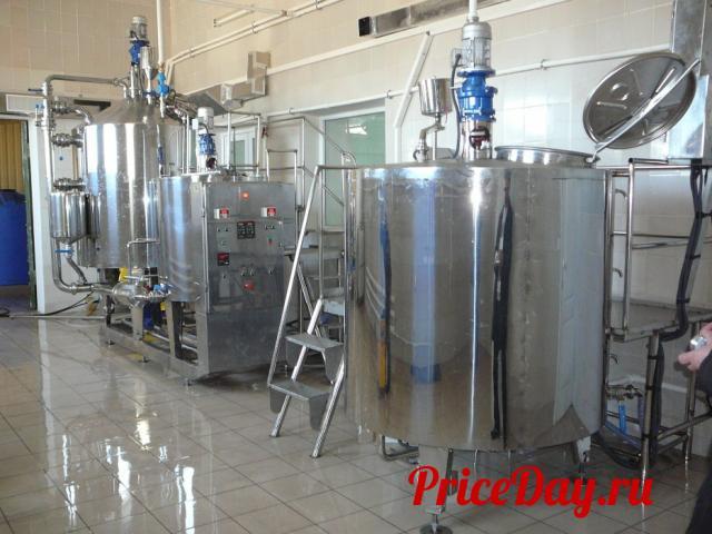 Молочное Оборудование Любое. Завод Гранд