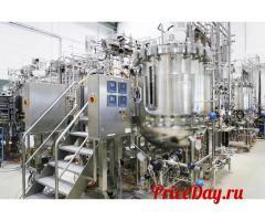 Реакторы Химические, Линии для Производства, Ферментёры. Завод Гранд