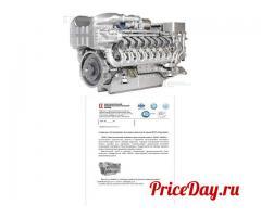 Сервисное обслуживание дизельных двигателей марки MTU (Германия)